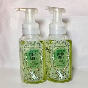 Cocoa & Cream Foaming Hand Soap